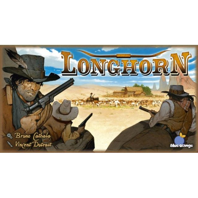 Blue Orange - Jeux de société - Long Horn