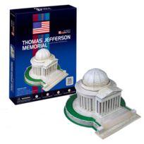 Cubicfun - Puzzle 3D 35 pièces : Jefferson Memorial, Washington Dc