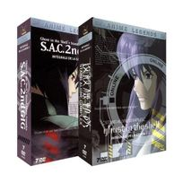 Beez - Ghost in the Shell Stand Alone Complex Intégrale - 2 Coffrets 14 Dvd