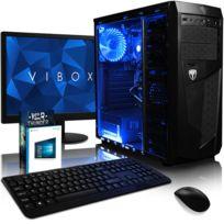 VIBOX - Processeur APU CPU Dual Core AMD A4 - Radeon 8370D Graphiques intégrés - 8 Go RAM - Disque Dur 1 To - Windows 10