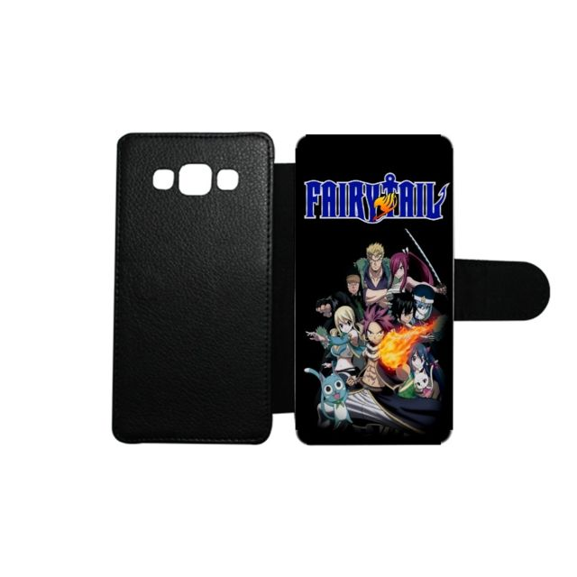 coque huawei p8 fairy tail