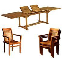 grande table de jardin - Achat grande table de jardin pas cher ...