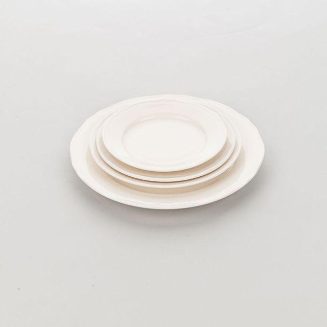 Materiel Chr Pro Assiette Porcelaine Décorée Taranto Ø 170 à 320 mm Taranto - Lot de 6 - Stalgast - 17 cm Porcelaine 170 Ø, mm