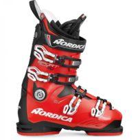 Nordica - Chaussures Ski Sportmachine 110 Nero/rosso