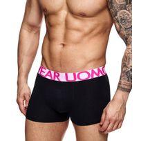 Marque Generique - Boxer fashion homme Boxer 8030 noir sexy