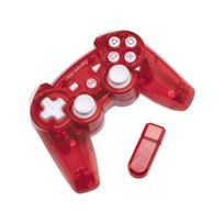 Afterglow - Rock Candy - Manette PS3 sans fil - rouge