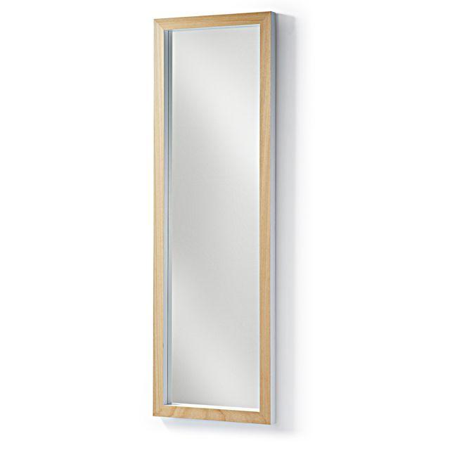 Kavehome Miroir Enzo, blanc 48x148 cm