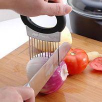 Alpexe - Coupe Tout Guide Oignon Pomme de terre Tomate Haute qualité Creative