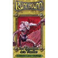 Ubik - Jeux de société - Runebound Extension Vf : Les Terreurs de la Tombe