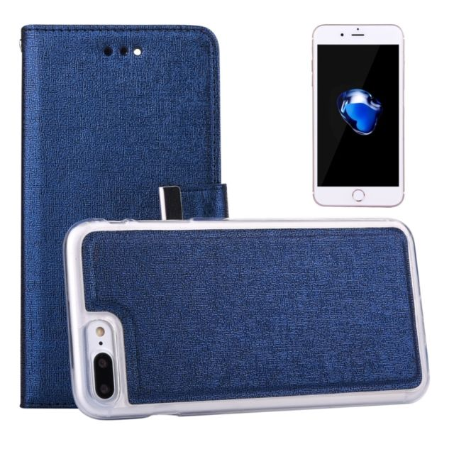 coque bleu iphone 8 plus