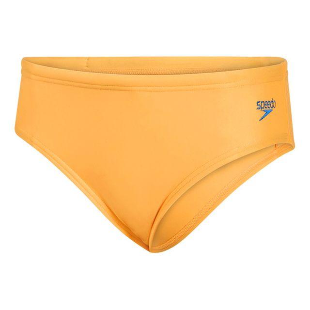 9a23782e03 Speedo - Maillot de bain Essential Boys Logo orange bleu enfant - pas cher  Achat / Vente Maillots de bain - RueDuCommerce