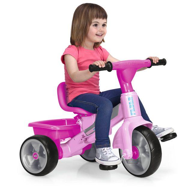 FEBER - Trike Baby plus Music Pink - 800010210