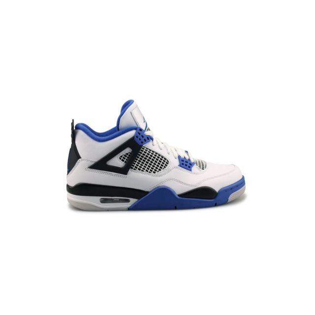 4 Basket Jordan Air Retro Blanc 117 308497 SUzMpV