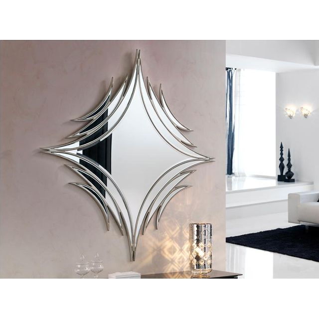 schuller miroir design lunas losange deco originale - Miroir Design Pas Cher