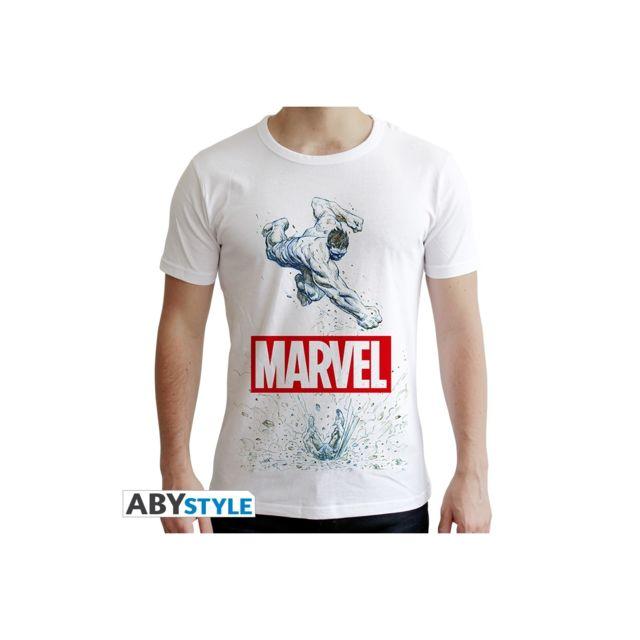 ABYSTYLE Marvel - Tshirt homme Hulk