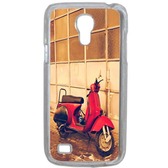 Lapinette - Coque Rigide Vespa Vintage Pour Samsung Galaxy S4 Mini