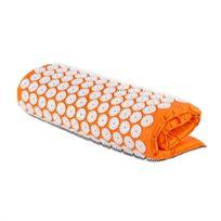 CAPITAL SPORTS - Eraser Tapis de yantra Massage Acupression 80x50cm -orange