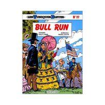 Générique - LesTuniquesbleues, tome27: BullRun