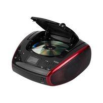Audiosonic - Cd-1597 Radio stéréo Cd/MP3 Noire