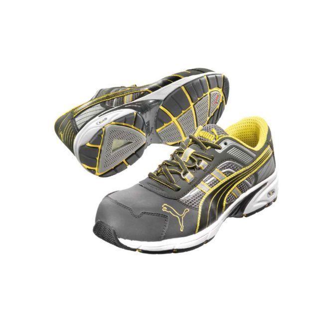 abe74d8d5c0574 Puma - Chaussures de sécurité Running Pointure 41 64256-41 - pas cher Achat    Vente Protections pieds et mains - RueDuCommerce
