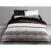housses de couette achat housses de couette pas cher rue du commerce. Black Bedroom Furniture Sets. Home Design Ideas