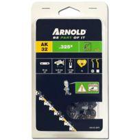 """Arnold - Chaîne .325"""", 1,3mm, 72 Entr avec element de securité, demi rond - 1191-X2-5072"""