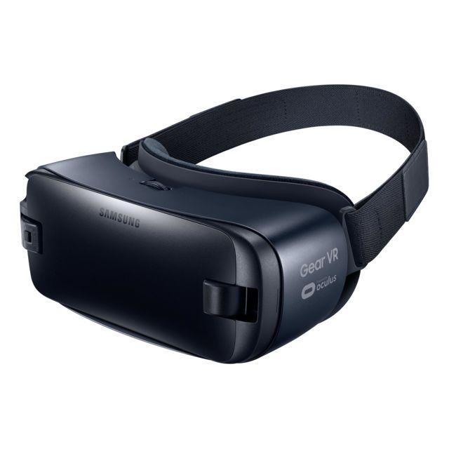 Samsung - Casque de réalité virtuelle Gear VR - SM-R323NBKAXEF - Noir