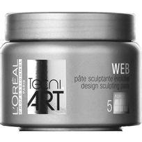 L'oréal - Pâte Sculptante A head web 150 ml - professionnel