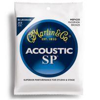 Martin - Msp4250 Cordes guitare folk bluegrass .013056, Studio Performance
