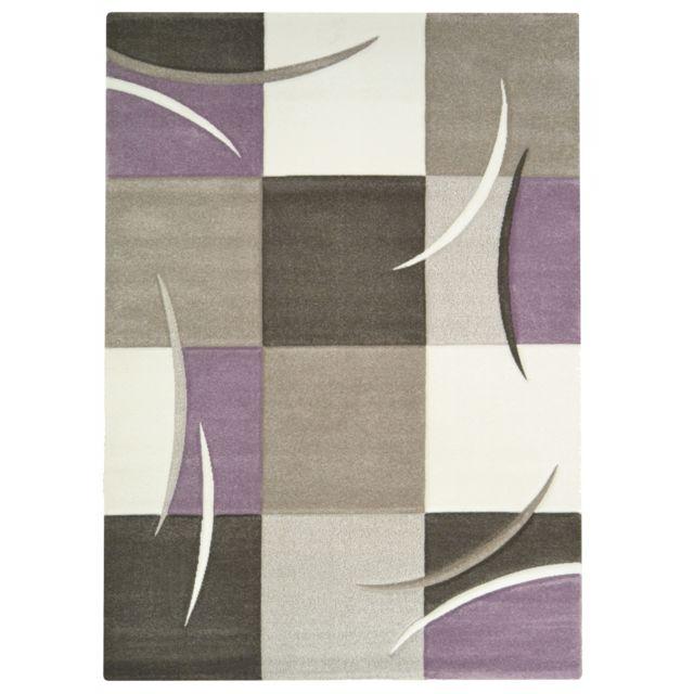 Tapis Ella 665 pastel violet 80x150cm