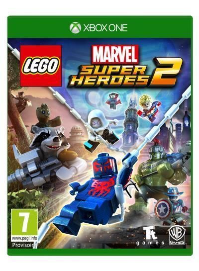 WARNER BROS Jeu Xbox One LEGO MARVEL SUPERHEROES 2 Jeu Xbox One LEGO MARVEL SUPERHEROES 2