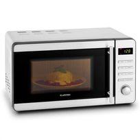 KLARSTEIN - Stella Prima Four micro ondes 1800W 20L acier cuisson grill