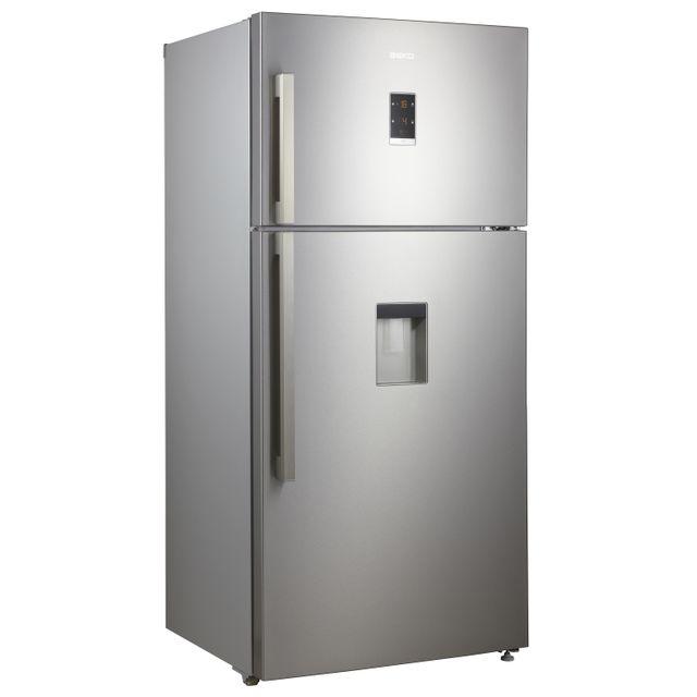 Beko r frig rateur deux portes dn161220dx achat r frig rateur - Refrigerateur deux portes ...