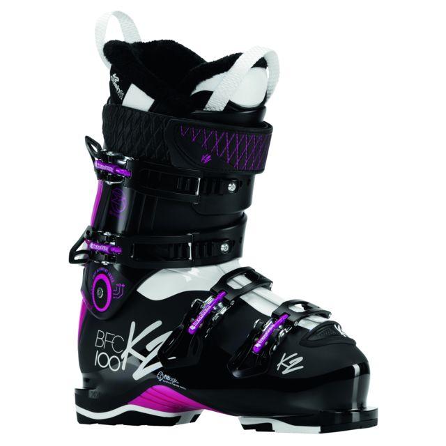 K2 - Chaussure De Ski B.f.c Walk W 100 Hv Noir Femme
