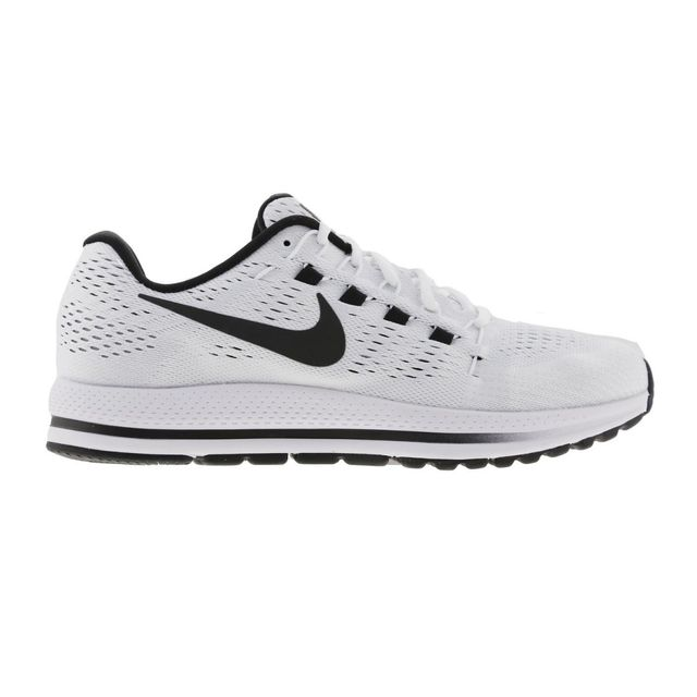 online store 5bb92 40f25 Nike - Chaussure de running Air Zoom Vomero 12 - 863762-100 - pas cher Achat    Vente Baskets homme - RueDuCommerce