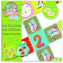 Teo & Zina - Les Dominos des Chiffres