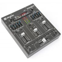 Skytec - Stm-2270 Table de mixage 4 canaux Bluetooth Usb Sd Mp3 Fx