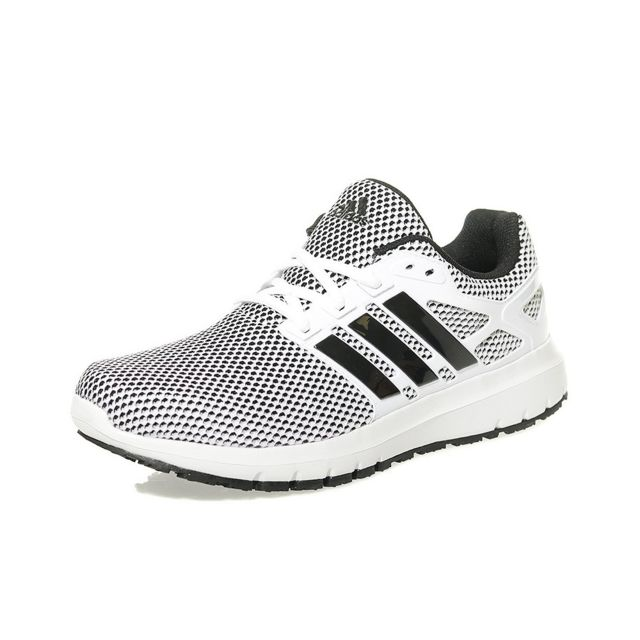 new product 51e97 9e49a Adidas - Chaussures Energy Cloudfoam Blanc Running Homme Multicouleur 40 -  pas cher Achat  Vente Chaussures running - RueDuCommerce