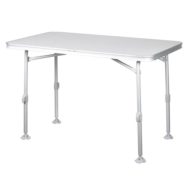 Campart Travel Table Pique Nique Pliable Reglable En Hauteur Pas