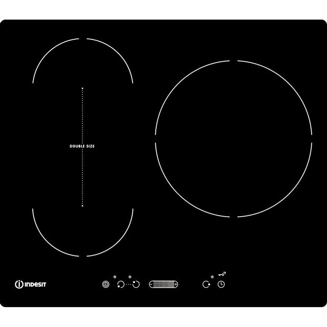 Indesit Plaques induction Ivis 631 Blf
