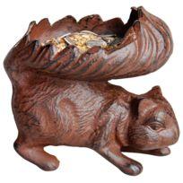 BEST FOR BIRDS - Mangeoire écureuil en fonte