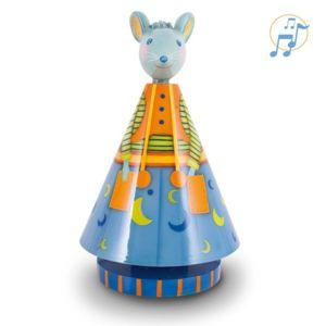 L'OISEAU Bateau - Musicole Garçon souris