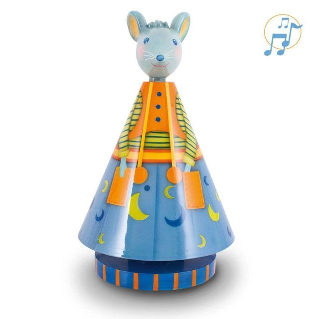 L'OISEAU Bateau Musicole Garçon souris