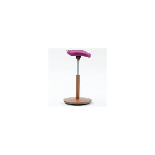 Moizi Siège ergonomique assis-debout 16 Rose