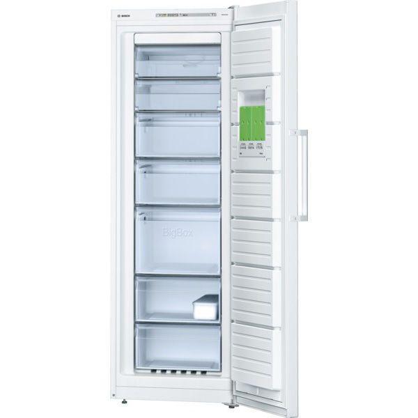 bosch gsn33vw31 cong lateur armoire 220l froid ventil a l 60cm x h 176cm blanc. Black Bedroom Furniture Sets. Home Design Ideas