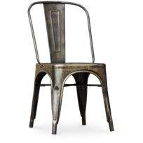 Chaise Style Industriel
