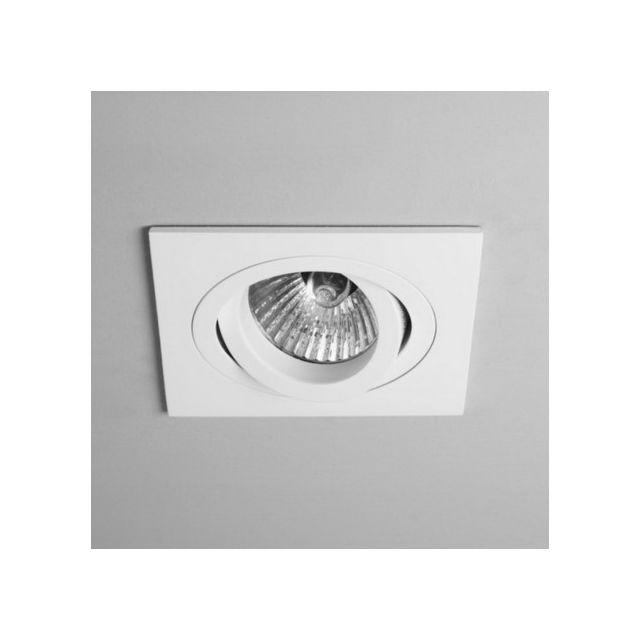 astro spot encastrable plafond taro ip20 d9 cm blanc pas cher achat vente spots. Black Bedroom Furniture Sets. Home Design Ideas