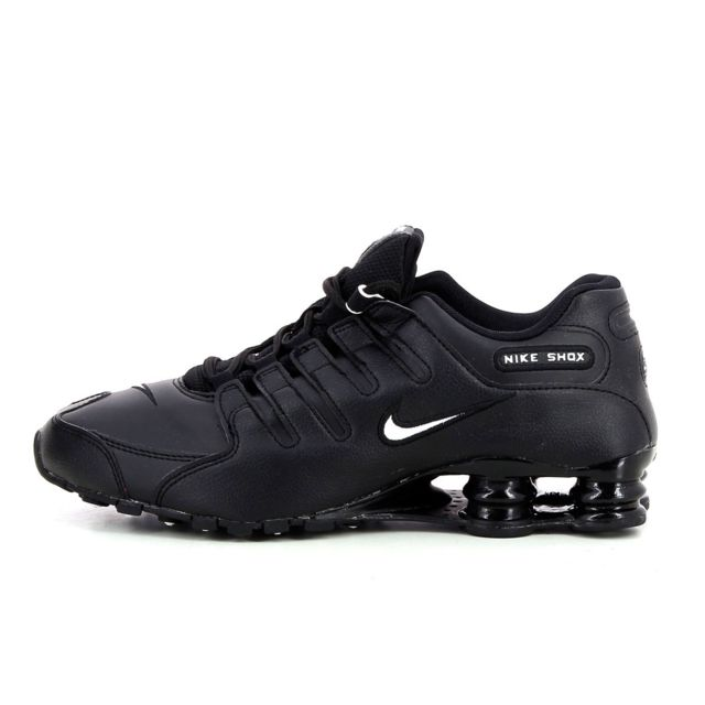 competitive price c121d 22a67 Nike - Basket Shox Nz - Ref. 501524-091 - pas cher Achat  Vente Baskets  homme - RueDuCommerce