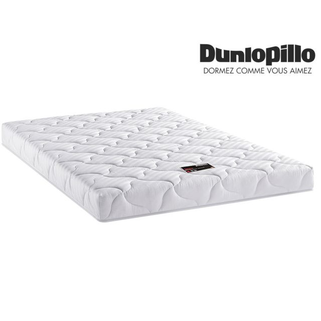 dunlopillo matelas clic clac cocoon latex 130x190 achat vente matelas latex pas chers. Black Bedroom Furniture Sets. Home Design Ideas