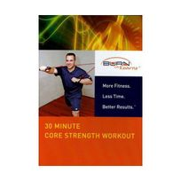 Quantum - Burn With Kearns - 30 Minute Core Strength Workout Import anglais